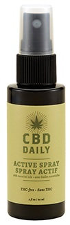 CBD Active Spray