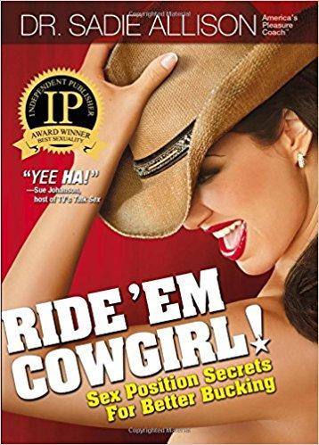 Book - Ride Em Cowboy