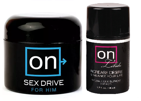 On Sex Drive - for Her