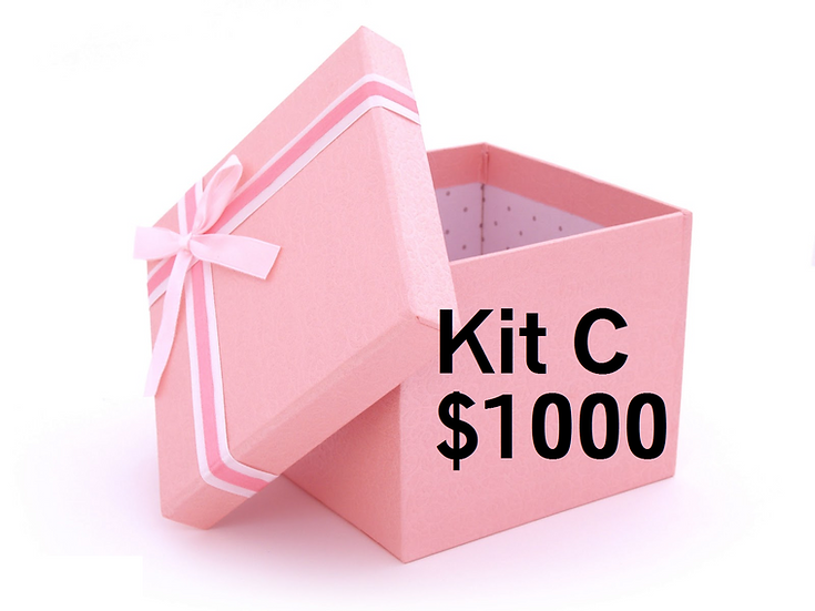 Business in a Box - Kit C (Gold)