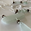 Thumbnail: Statement sea glass necklace
