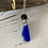 Thumbnail: Sea Glass Lava Bead Essential Oil Diffuser Necklace