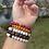 Thumbnail: NOFO (North Fork) stretchy word bracelet