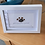 Thumbnail: Pets leave paw prints on your heart Sea glass framed paw art
