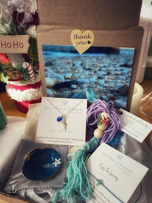 Mermaid lovers gift box