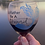 Thumbnail: I'd Rather Be A Mermaid Wine Glass