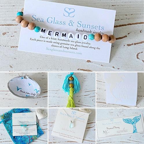 MerMazing Mermaid Gift Bag