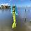 Thumbnail:  I'd Rather Be A Mermaid Ornament/Car Mirror Ornament