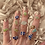Thumbnail: Custom made Prong set sea foam sea glass ring