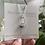 Thumbnail: Organic Multi colored Sea Glass Necklace Gift Box
