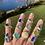 Thumbnail: Cobalt open bezel ring