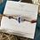 Thumbnail: Leather Cord Bracelet/anklet Sea Glass Trio