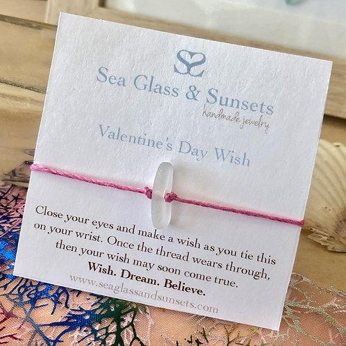 Valentine's Day Wish Bracelet