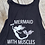 Thumbnail: Mermaid with Muscles High Neck