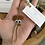 Thumbnail: Sea glass dog ornament #8