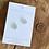 Thumbnail: Sea Glass Stud Earrings