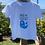 Thumbnail: Back To School Mermaid  TShirt In White