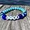 Thumbnail: Love glass stretchy word bracelets