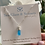 Thumbnail: Turquoise Sea Glass Necklace Gift Box