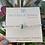 Thumbnail: Adjustable sterling silver  sea glass bracelet