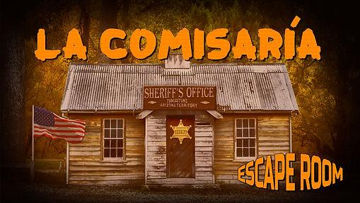 La Comisaría Escape Room Argamasilla de