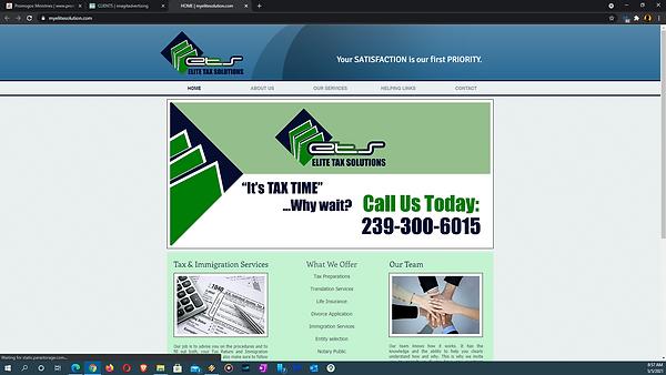 Elite Tax Solutions
