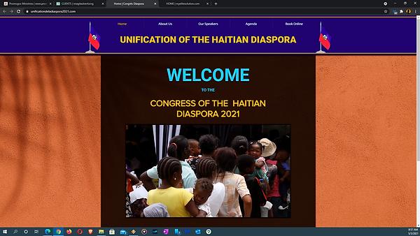 Haitian Diaspora Congress