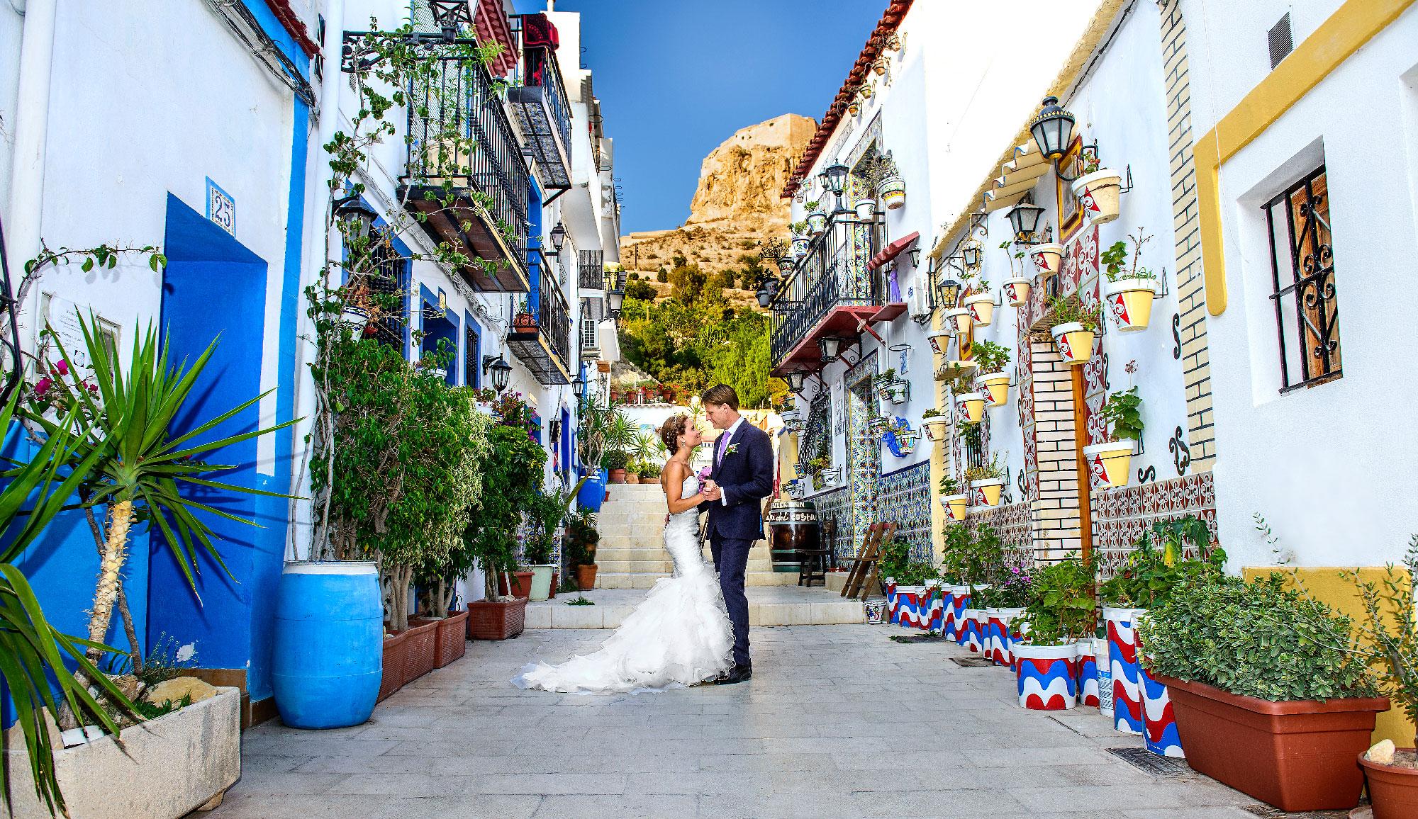 Calixto Fotógrafo de bodas Alicante