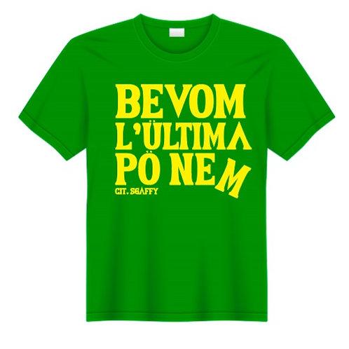 T-shirt Bevom Verde