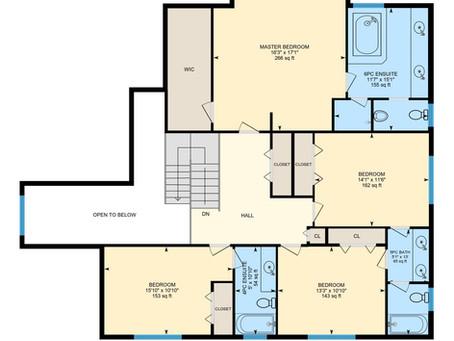 Floor Plans and Measurements
