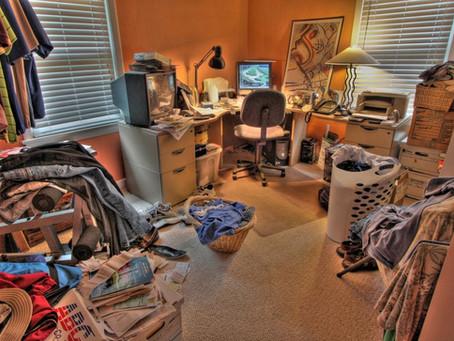 Why you should De-Clutter!