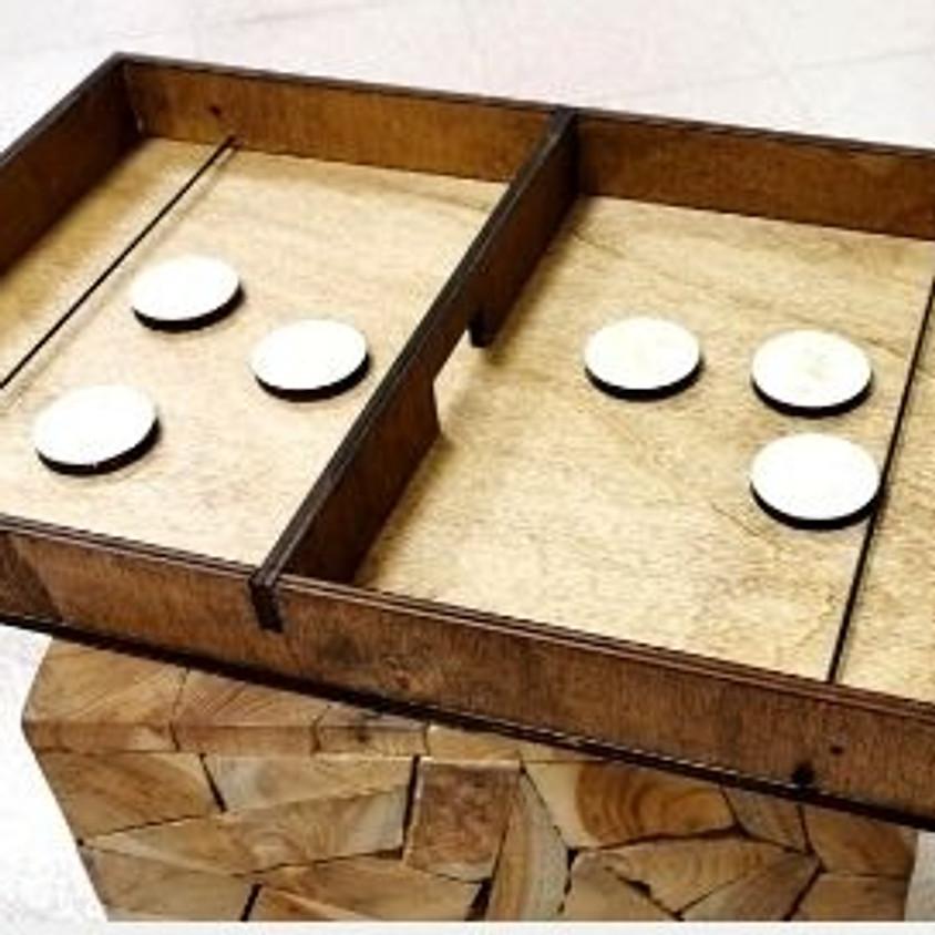 סדנת בניית משחק פוקט (Pucket)