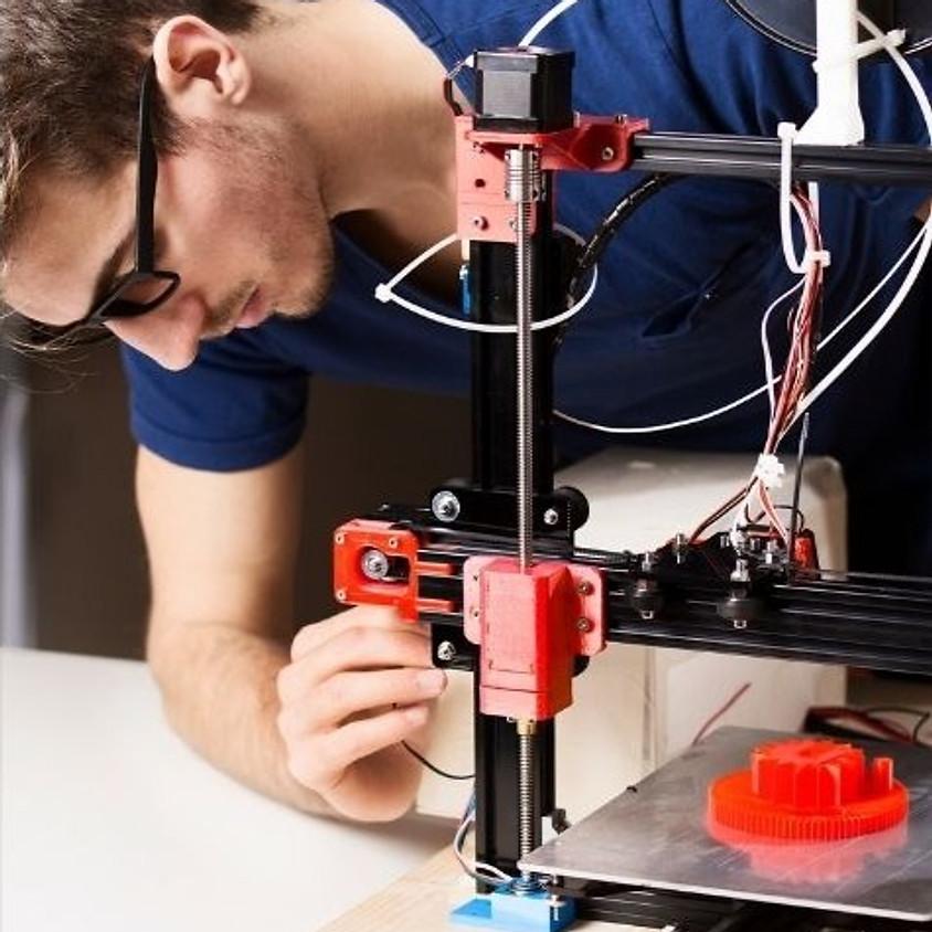 תיקון משותף של מדפסות תלת ממד - Bring your own printer