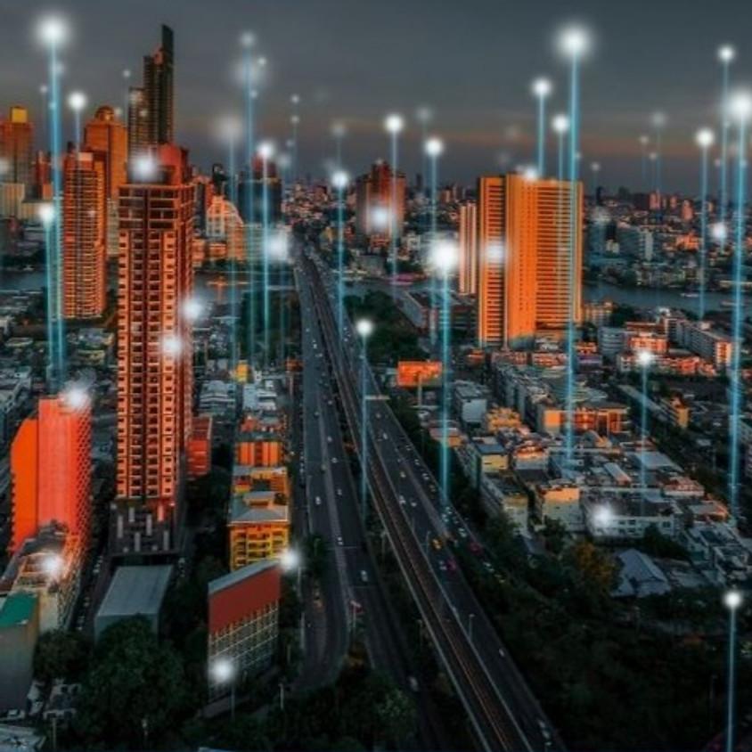 """ערי העתיד: קהילתיות, טכנולוגיה ושלטון - ד""""ר רועי צזנה בהרצאה מקוונת"""