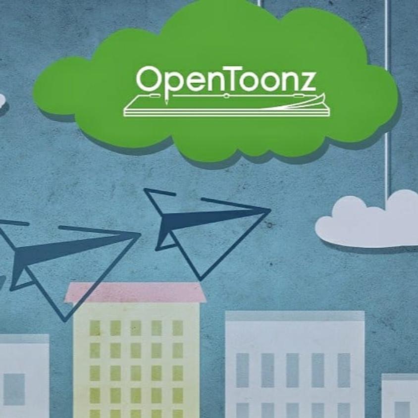 מאנימציה לאינסטגרם - יצירת סרטונים ב-OpenToonz - סדנה מקוונת