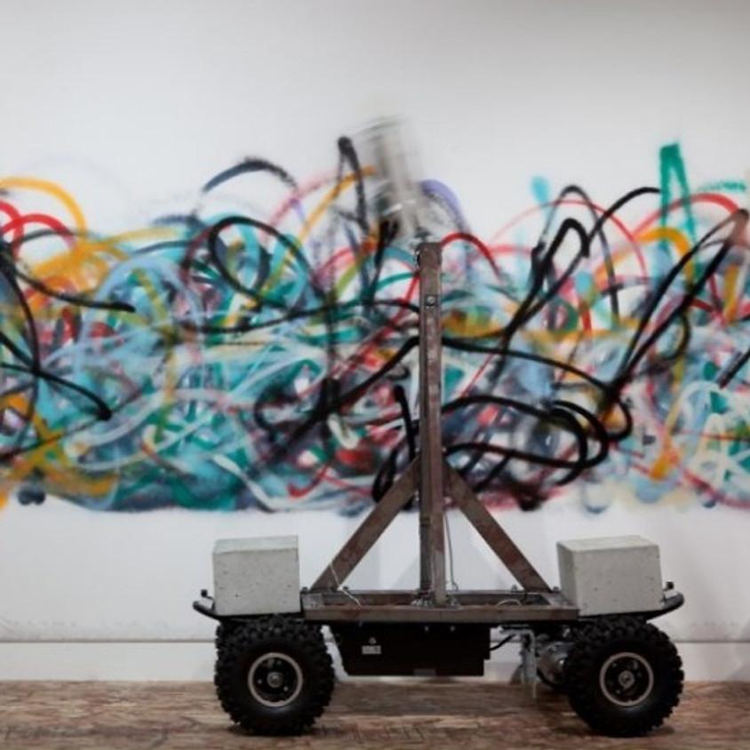 הרצאה מקוונת: אמנות רחוב טכנולוגית מארץ ומהעולם