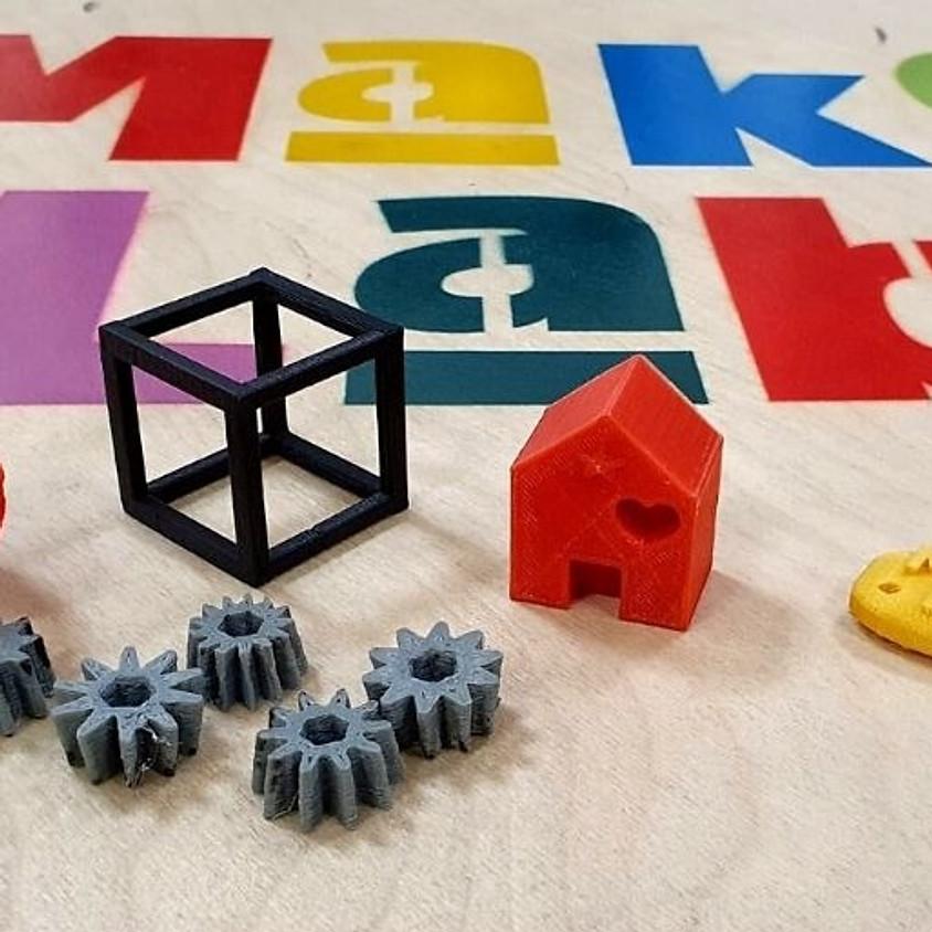 טינקרקאד - TinkerCad מידול בתלת ממד
