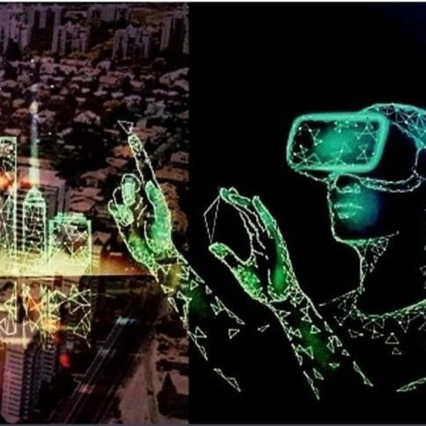 מייקתוןלפיתוח פרוייקטי מציאות רבודה במרחב הציבורי