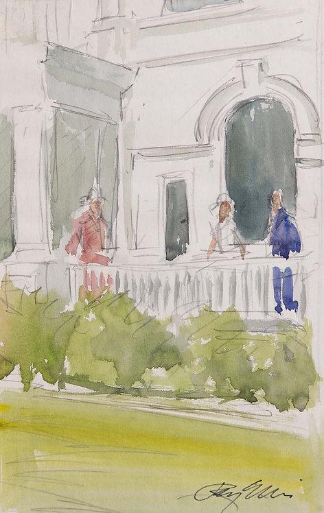 Elizabeth's Terrace