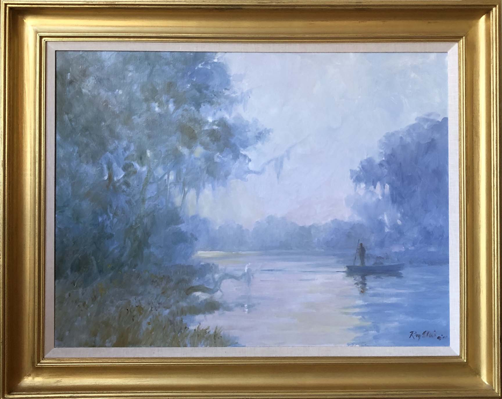 Lowcountry Mist-framed