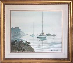 The Cove-framed