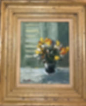 Bouquet with Freesia-framed.jpg