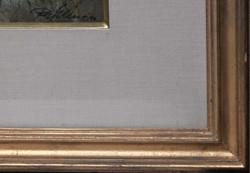 Returning Oysterman-frame detail