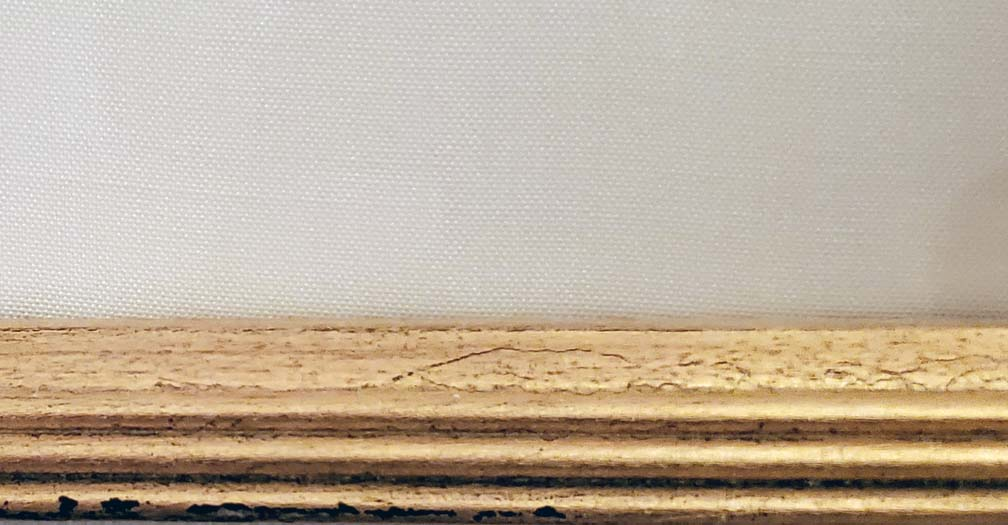 Returning Shrimper-frame detail