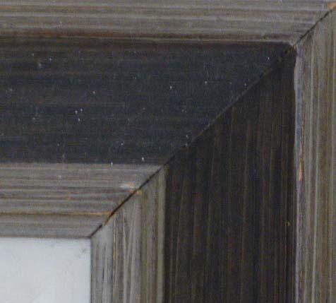 Mill in Winter-corner detail