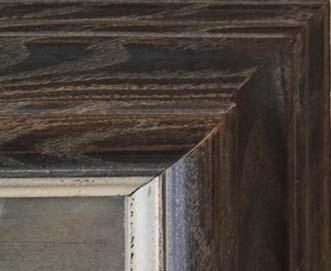 Barn Swallows-corner detail