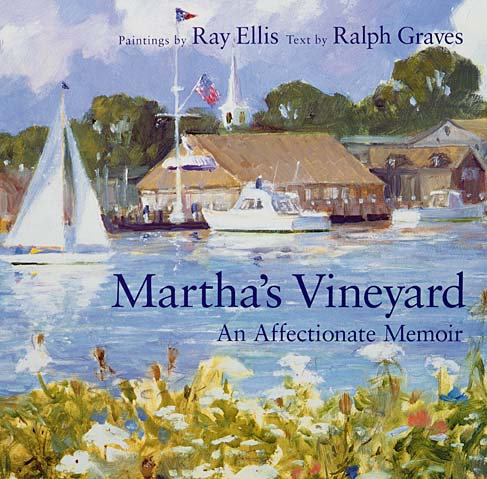 MARTHA'S VINEYARD, AN AFFECTIONATE MEMOIR