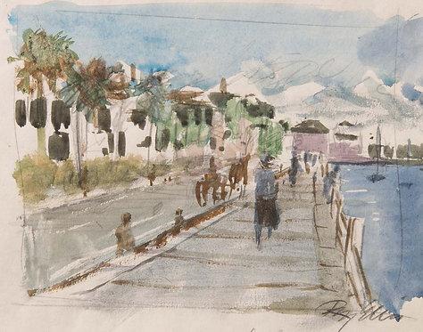 Charleston Sketch