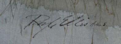 Hunter in Winter-signature