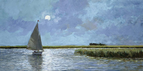 MOONLIT WATERWAY
